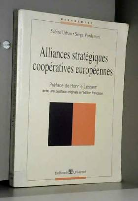 ALLIANCES STRATEGIQUES