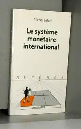 Systeme monétaire...