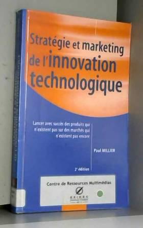 Stratégie et marketing de...