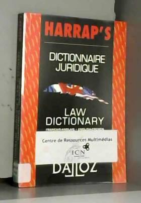 Dictionnaire juridique...