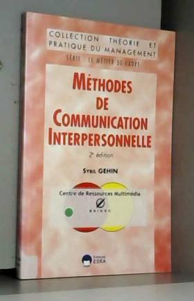 Méthodes de communication...
