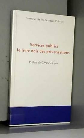 Services publics : Le livre...