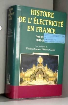 Histoire de l'électricité...