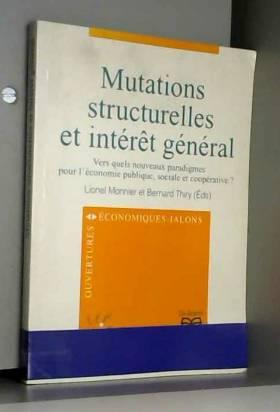 Mutations structurelles et...