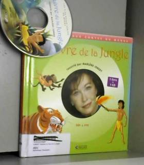 Le livre de la jungle (1CD...
