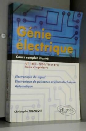 Génie électrique :...