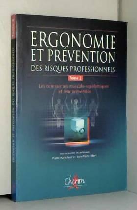 Ergonomie et prévention des...