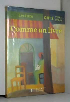 Comme un livre, CM2, cycle...