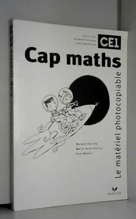Cap Maths : Matériel...