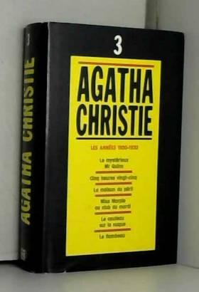 CHRISTIE AGATHA - Non renseigné