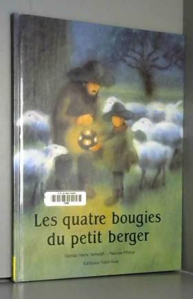 Marcus Pfister - Les quatre bougies du petit berger