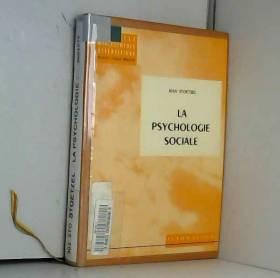 Jean Stoetzel - La psychologie sociale