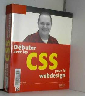 RICHARD YORK - DEBUTER AVEC CSS PR WEBDESIGN