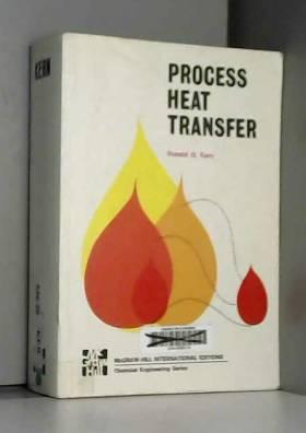 KERN - PROCESS HEAT TRANSFER (9/P)