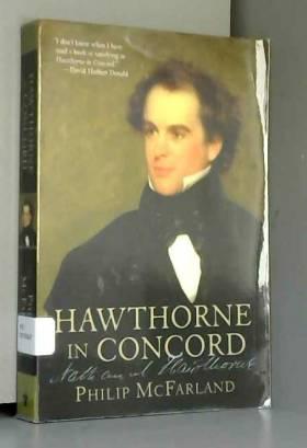 Philip Mcfarland - Hawthorne in Concord