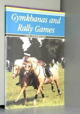 The Pony Club - Gymkhanas and Rally Games