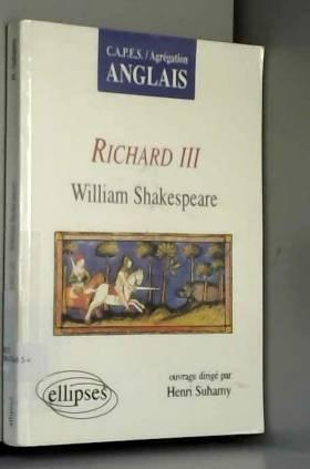 Suhamy - Richard III, de William Shakespeare