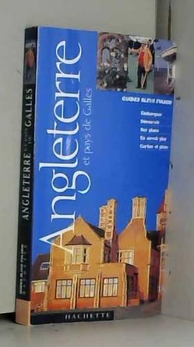 Abigaël Brisou-Nowik - Guide Bleu Évasion : Angleterre - Pays de Galles