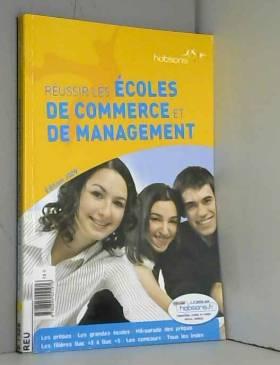 Isabelle Fagotat - Réussir les écoles de commerce et de management
